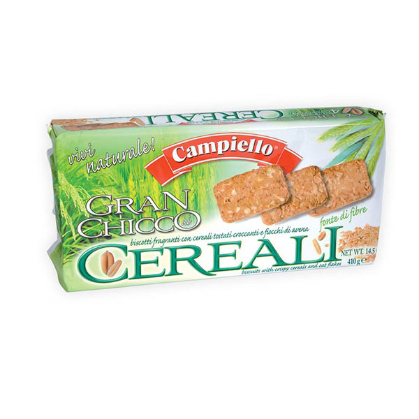 Favoloso Gran Chicco - Cereali – Quotidiano Sostenibile MS44
